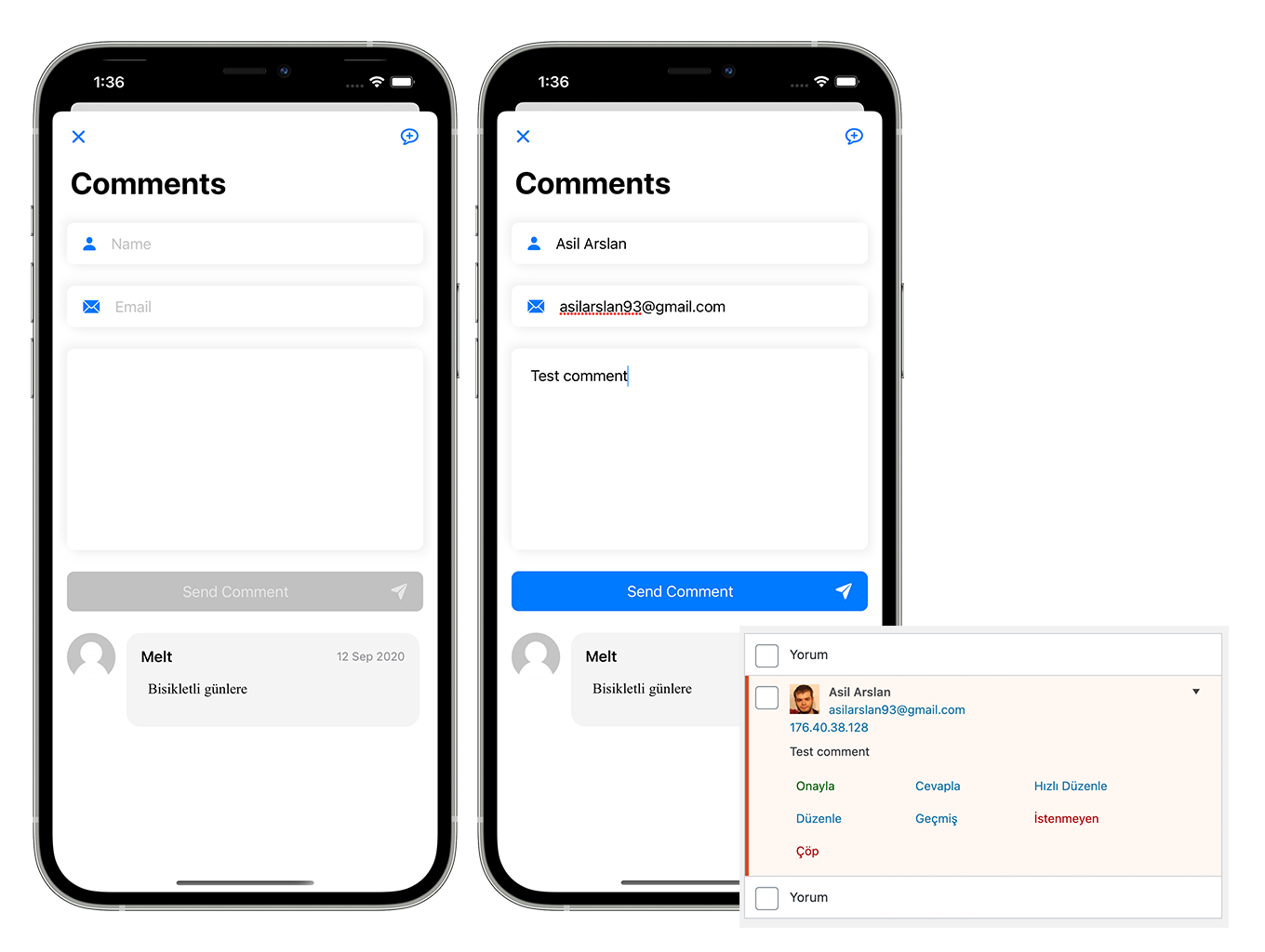 Blog and News SwiftUI iOS App for WordPress Site with AdMob, Firebase Push Notification and Widget - 11